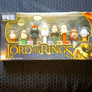 Lord of the Rings Pez Dispenser NWOT